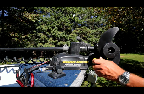 A Few Simple Steps to Get the Most From Your Bow Mount Trolling Motor